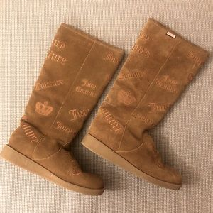 Juicy Couture Sherpa Boots